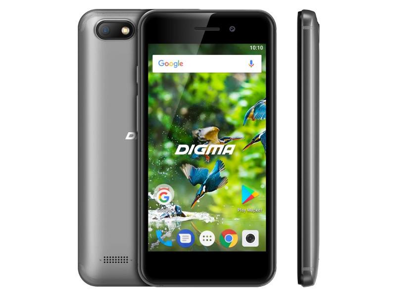 Сотовый телефон Digma LINX A453 3G Grey