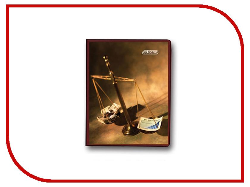 Тетрадь Attache A5 80 листов 65703 блокнот attache fantasy a5 80 листов light blue 309368