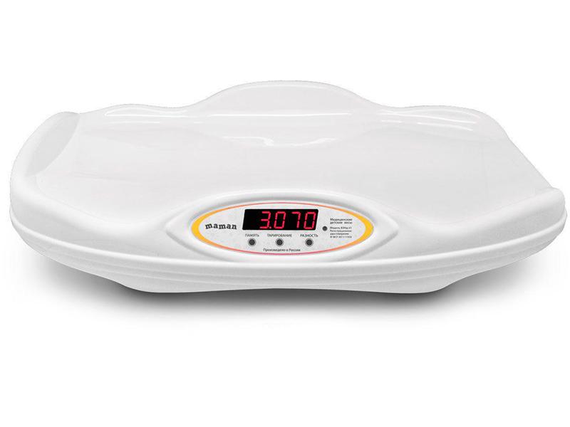 детские весы Детские весы Maman ВЭНд-01