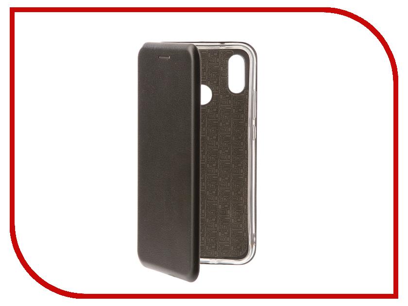 Аксессуар Чехол для Huawei P20 Lite Zibelino Book Black ZB-HUW-P20-LT-BLK аксессуар чехол для huawei y5 prime 2018 zibelino pc black zpc huw y5pr 2018 blk