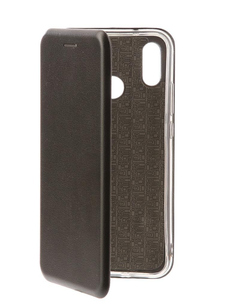 Аксессуар Чехол Zibelino для Huawei P20 Lite Book Black ZB-HUW-P20-LT-BLK gm p20