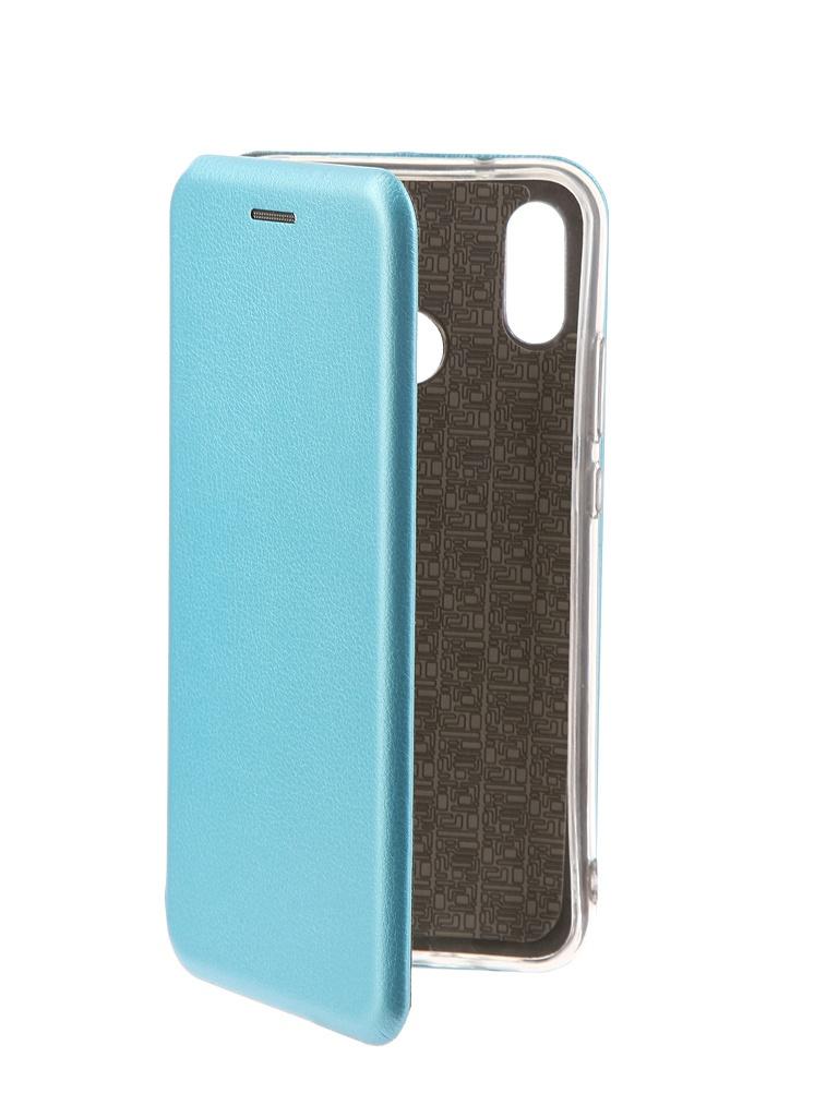 Чехол Zibelino для Huawei P20 Lite Book Blue ZB-HUW-P20-LT-BLU