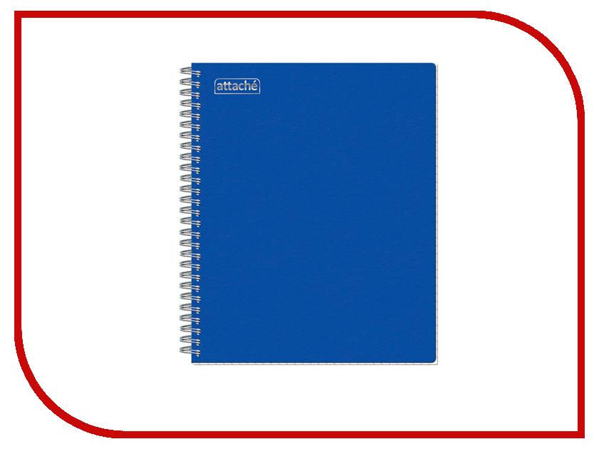 Тетрадь Attache A5 80 листов 103363 блокнот attache fantasy a5 80 листов light blue 309368