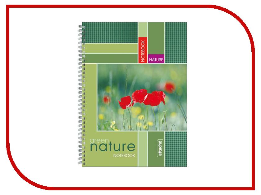 Тетрадь Attache A4 60 листов 15142