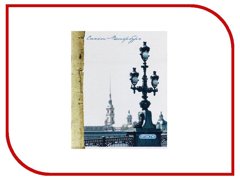 Тетрадь Attache A5 80 листов 142060 блокнот attache fantasy a5 80 листов light blue 309368