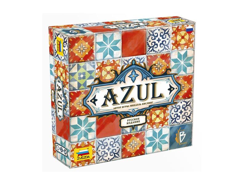 Настольная игра Zvezda Азул 8965