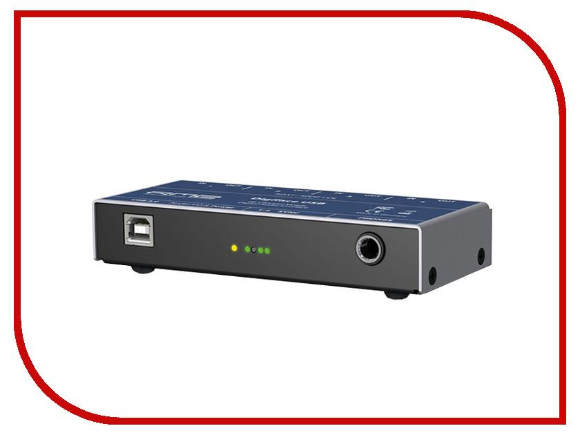 Аудиоинтерфейс RME Digiface USB 66 rme fireface 802