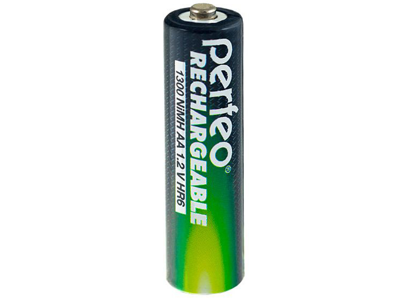 Аккумулятор AA - Perfeo AA/2BL 1300 mAh (2 штуки) цена и фото