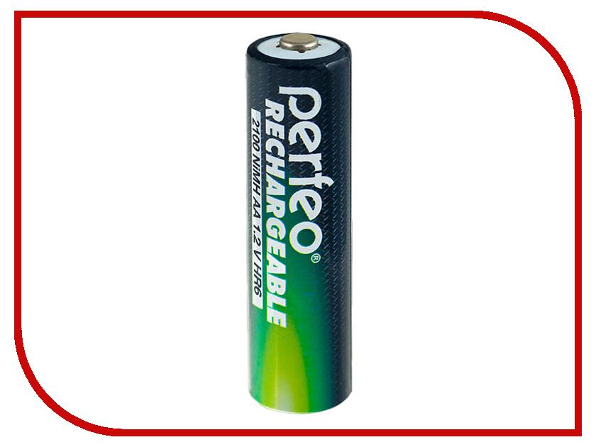 Аккумулятор AA - Perfeo AA/2BL 2100 mAh (2 штуки)