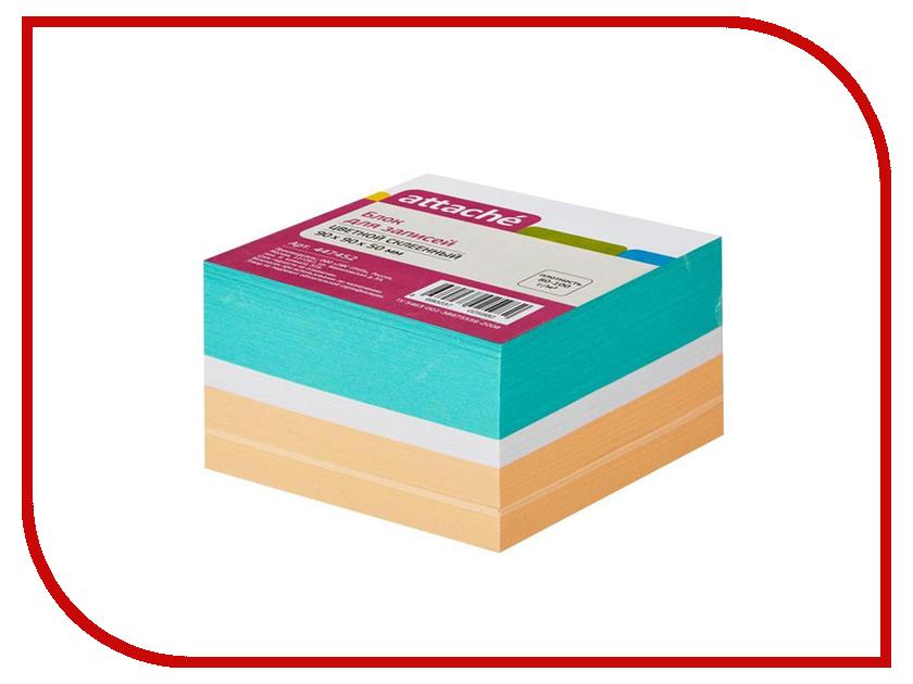 Фото - Стикеры Attache 90x90x50mm Colorful 447452 стикеры для стен chinastyler 60 92 diy month1