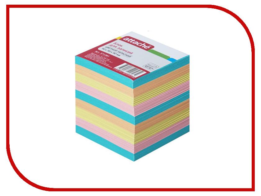 Фото - Стикеры Attache 90x90x90mm Colorful 371081 стикеры для стен zooyoo1208 zypa 1208 nn