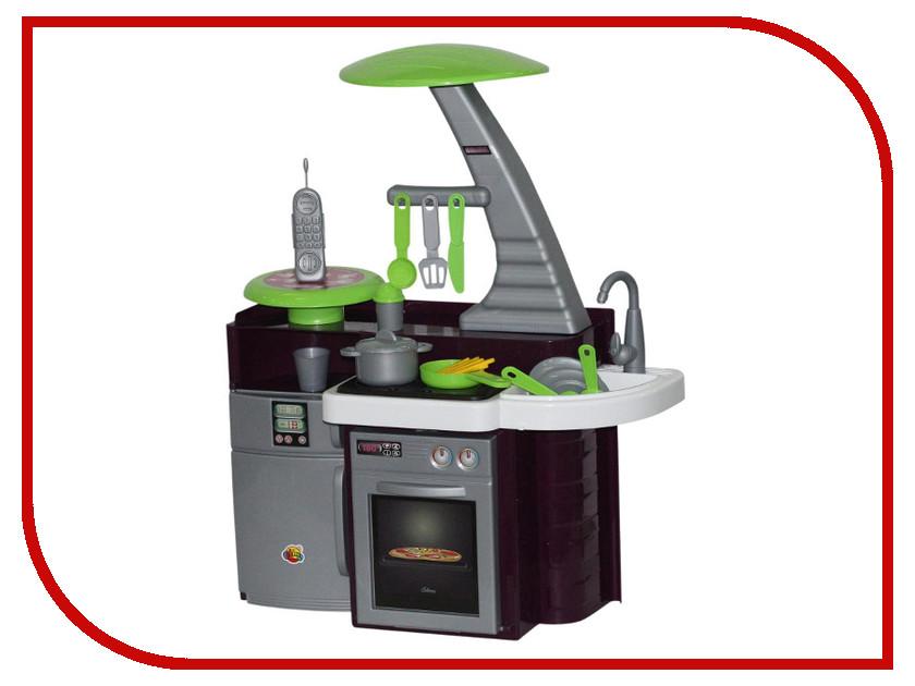 Кухня ПолесьеLaura с варочной панелью 56320 полесье полесье каталка тримарк 2 с панелью
