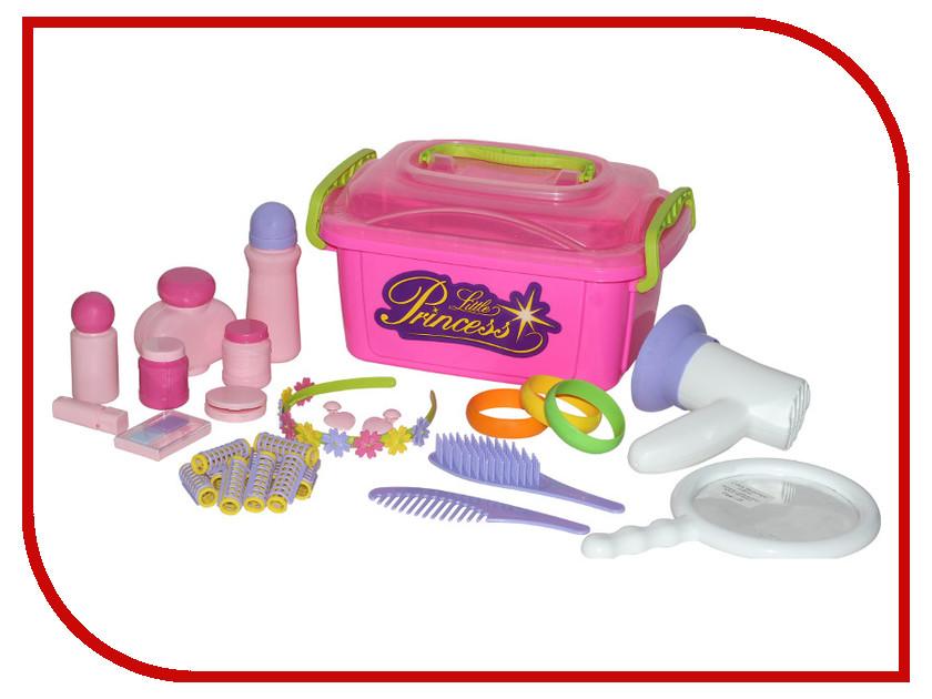 Игровой набор ПолесьеМаленькая принцесса №7 53497 игровой набор polesie маленькая принцесса 1 в чемоданчике