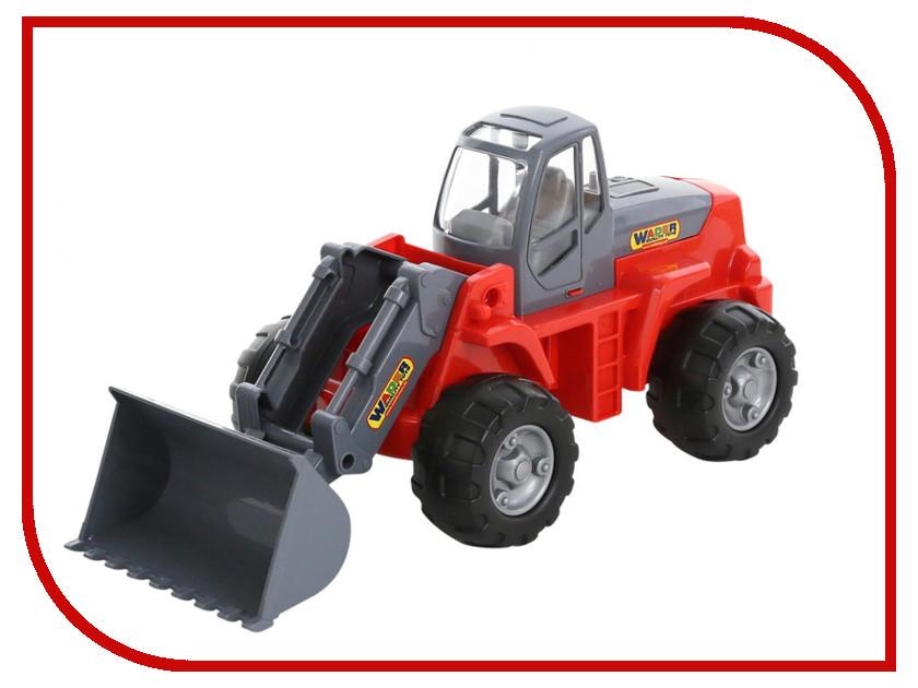 Игрушка Полесье Трактор-погрузчик 9661