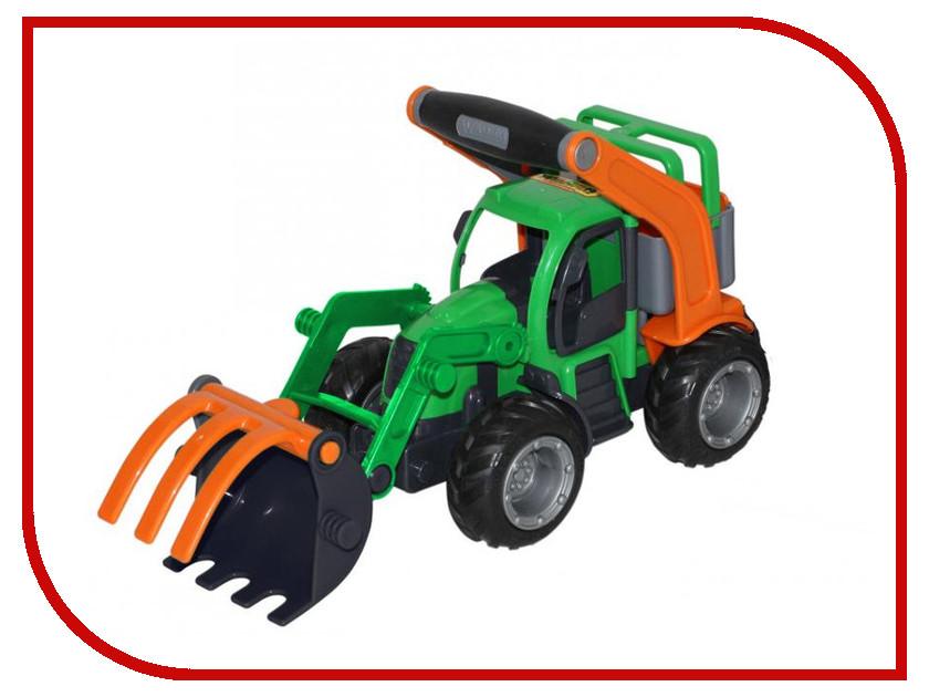 Игрушка Полесье Трактор-погрузчик ГрипТрак 37367
