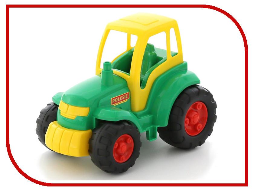 Игрушка Полесье Трактор Чемпион 6683 машина детская полесье полесье каталка трактор митя