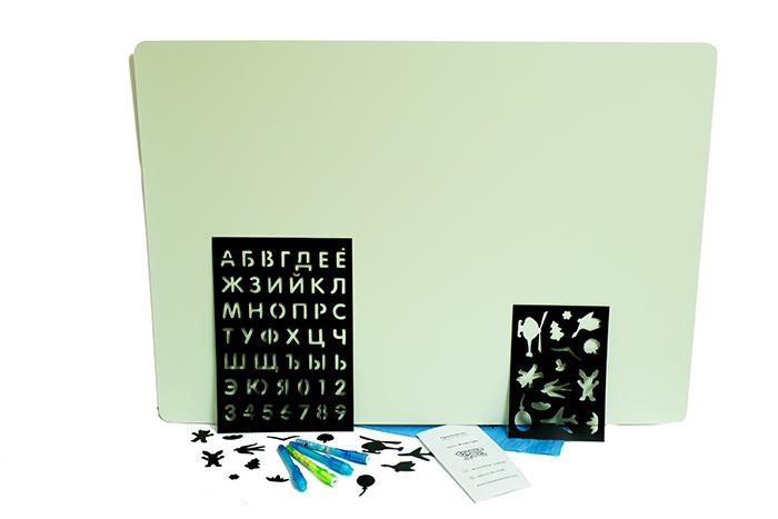 Планшет для рисования Freeze Light A1 FL-А1-18