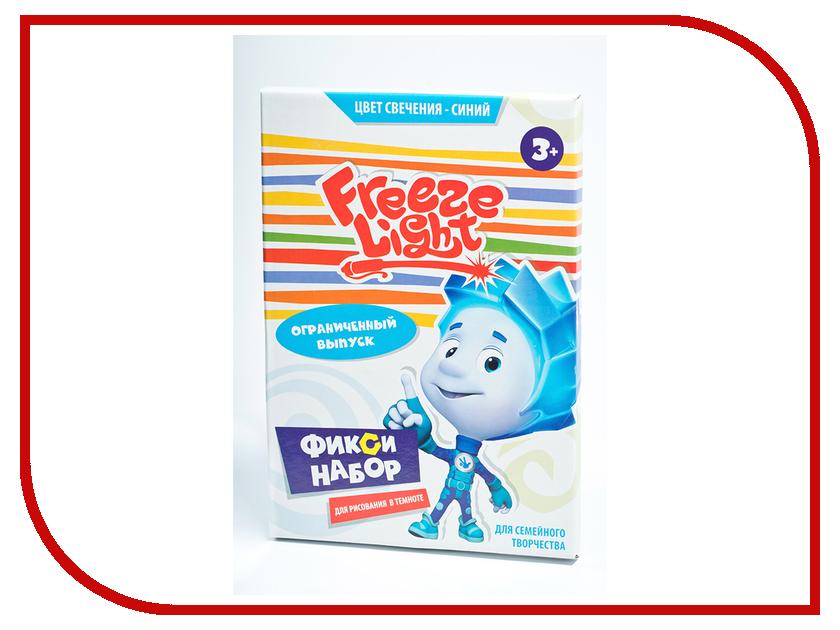 Планшет для рисования светом Freeze Light Фиксики Blue FL-A4-17-НГ-НО funi a4 magnetic sheet blue