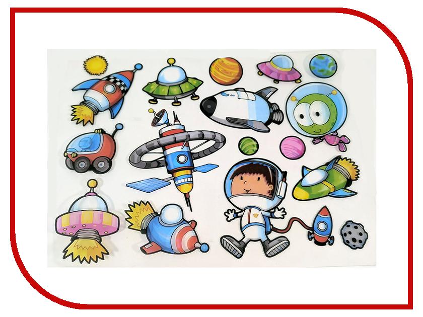 Фото - Трафарет теневой Freeze Light Космос FL-ТК-18 наклейка на выключатель freeze light воздушный шар fl нвв 18