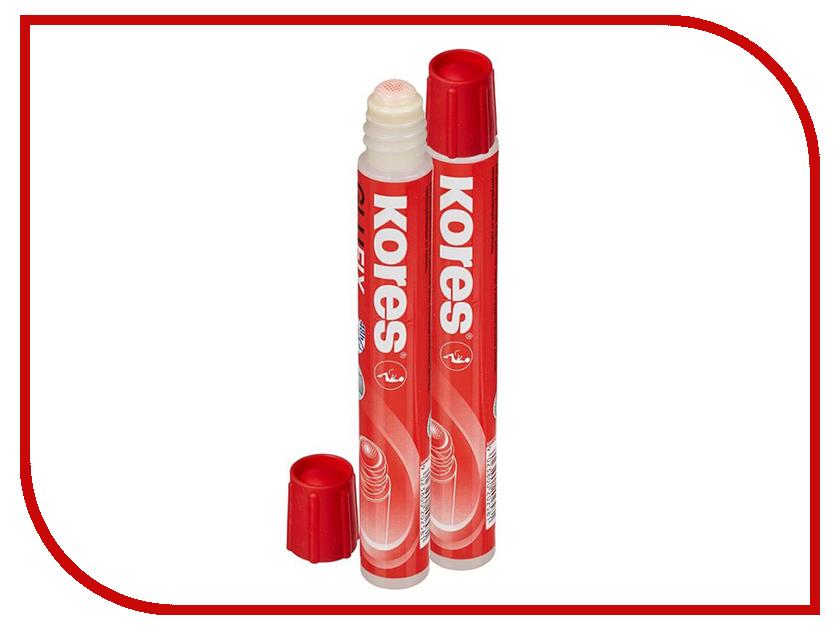 Клей Kores 50g 2299 маркер kores 1mm red 282355