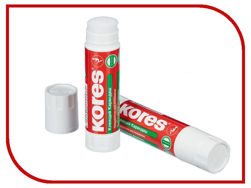 Клей Kores 20g 4шт 130249 ручка шариковая kores 4шт 270431