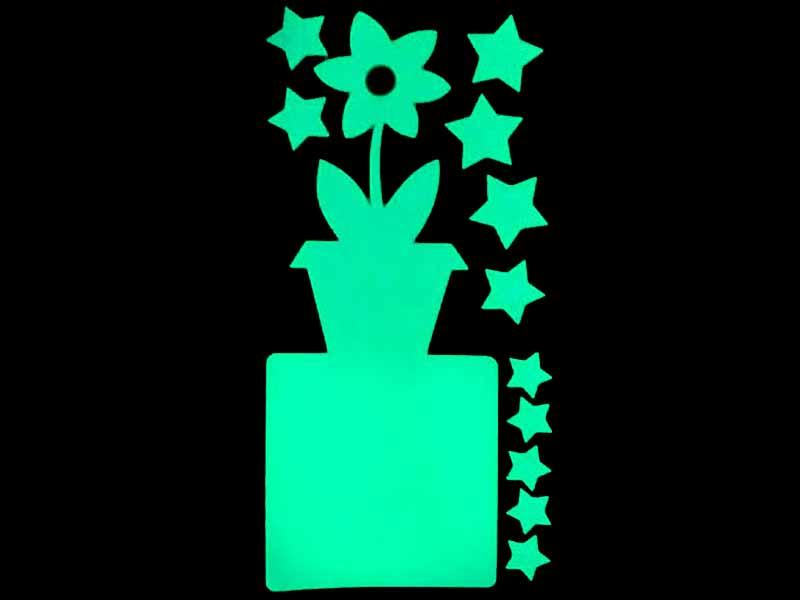 Набор для творчества Наклейка на выключатель Freeze Light Цветок FL-НВЦ-18