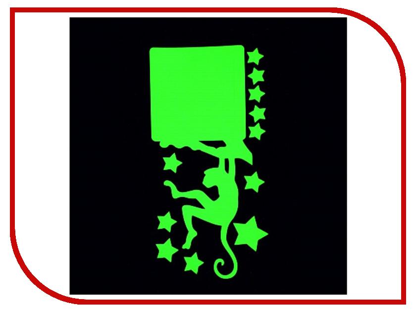Наклейка на выключатель Freeze Light Мартышка FL-НВМ-18