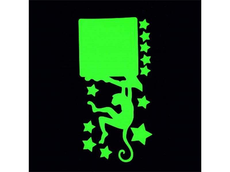 Набор для творчества Наклейка на выключатель Freeze Light Мартышка FL-НВМ-18