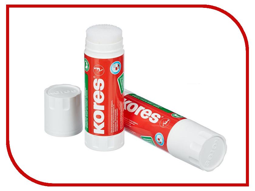 Клей Kores 40g 5896 маркер kores 1mm red 282355