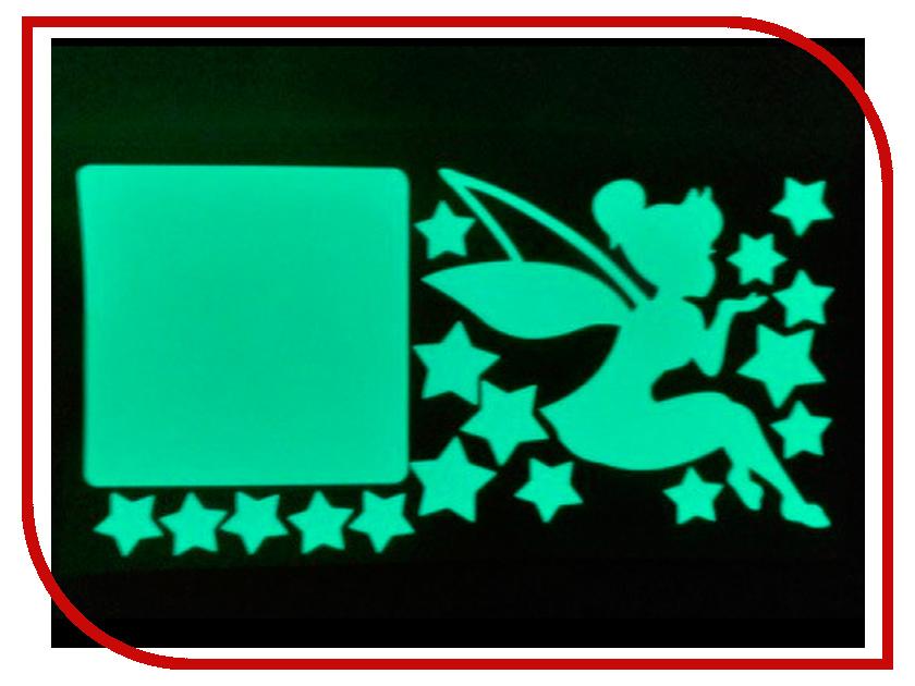 Наклейка на выключатель Freeze Light Фея FL-НВФ-18 наклейка на выключатель freeze light фея и звезды fl нвфз 18