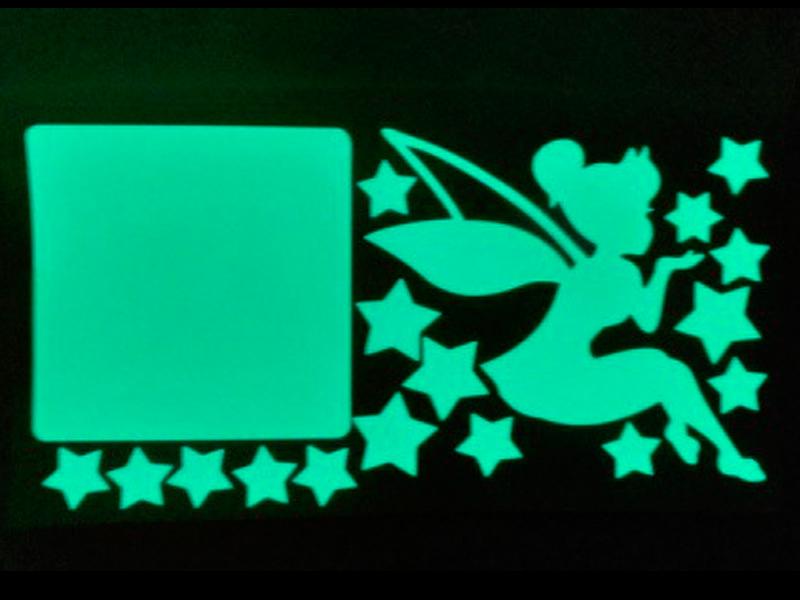 Набор для творчества Наклейка на выключатель Freeze Light Фея FL-НВФ-18