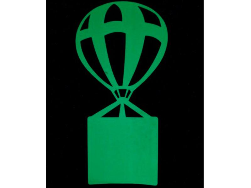 Набор для творчества Наклейка на выключатель Freeze Light Воздушный шар FL-НВВ-18