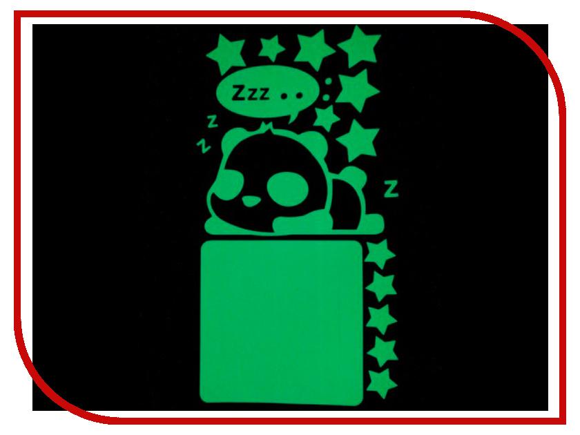 Наклейка на выключатель Freeze Light Панда FL-НВП-18 наклейка на выключатель freeze light фея и звезды fl нвфз 18