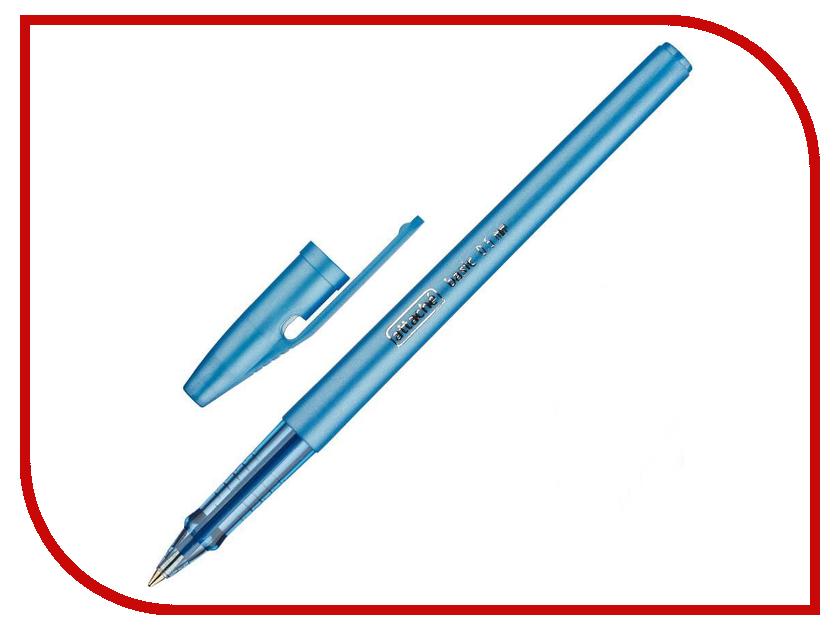 Ручка шариковая Attache Basic Blue 168706 ручка шариковая attache bo bo blue 131233