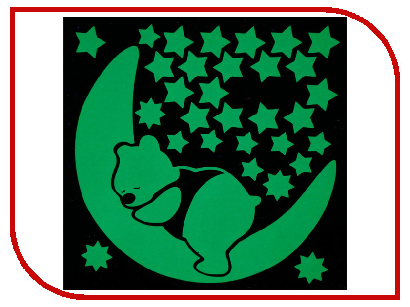 Наклейка декоративная Freeze Light Винни Пух и месяц FL-НДВП-18 ракетка neottec 2000c fl