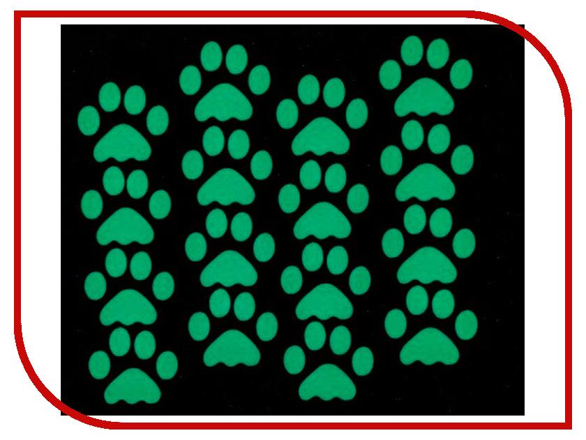 Наклейка декоративная Freeze Light Лапки FL-НДЛап-18