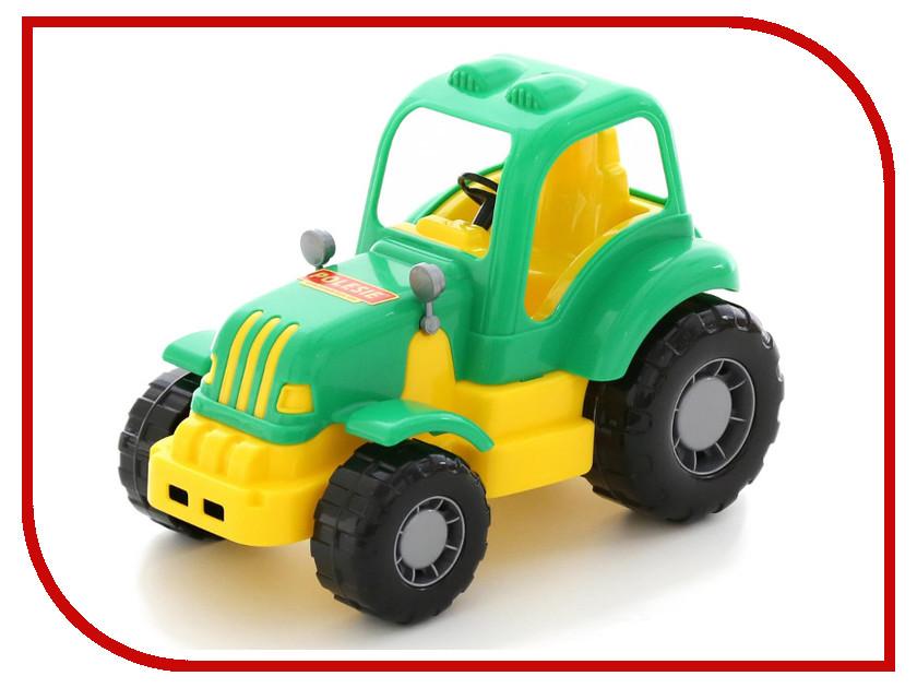 Игрушка Полесье Трактор Силач 44945
