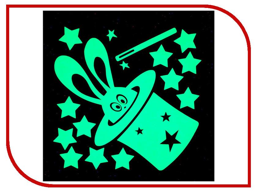 Наклейка декоративная Freeze Light Волшебная шляпа FL-НДШЗ-18