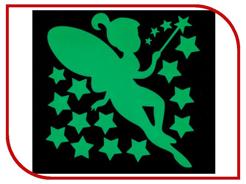 Наклейка декоротивная Freeze Light Звездная Фея FL-НДЗФя-18