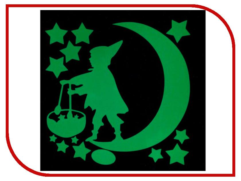 Наклейка декоротивная Freeze Light Звездный Эльф FL-НДЗЭ-18