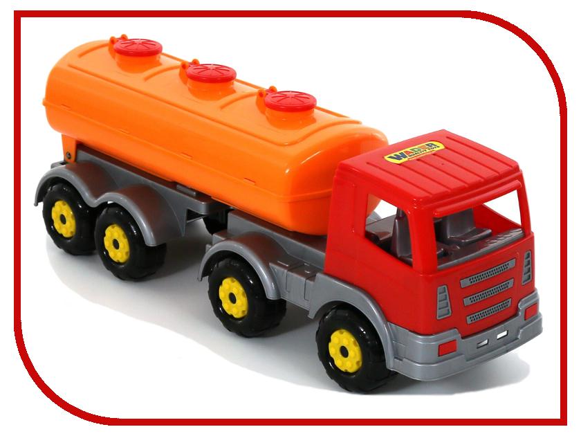 Игрушка Полесье Престиж с полуприцепом-цистерной 44235 eichhorn вагон с цистерной