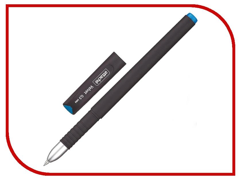 Ручка гелевая Attache Velvet Black 613138 black velvet skinny leggings