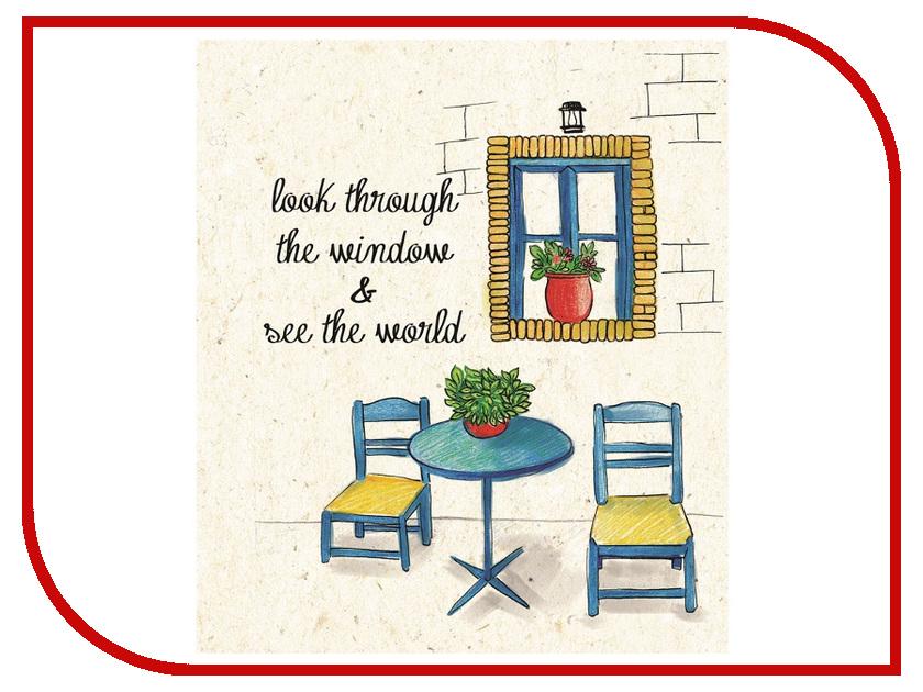 Тетрадь №1 School Window А5 48 листов 695639