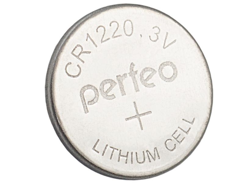 все цены на Батарейка Perfeo CR1220/5BL Lithium Cell (5 штук) онлайн