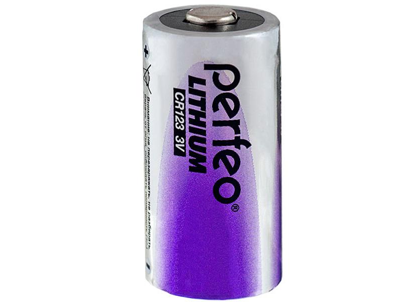 Батарейка Perfeo CR2/1BL Lithium (1 штука)