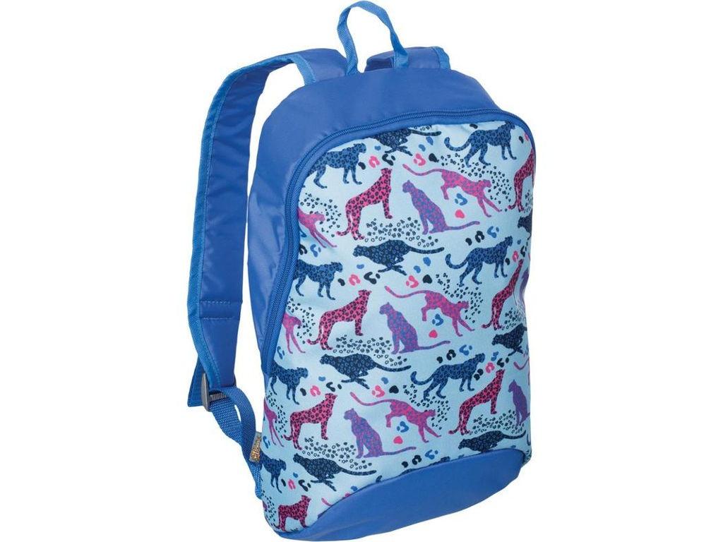 Рюкзак №1 School Леопарды 678881