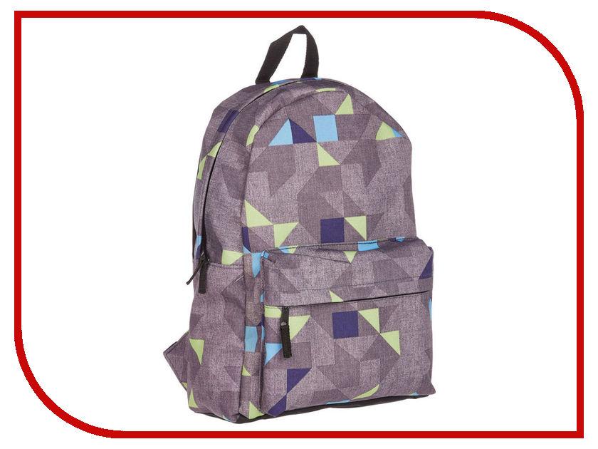 Рюкзак №1 School Треугольники 678898 ozuko multi functional men backpack waterproof usb charge computer backpacks 15inch laptop bag creative student school bags 2018