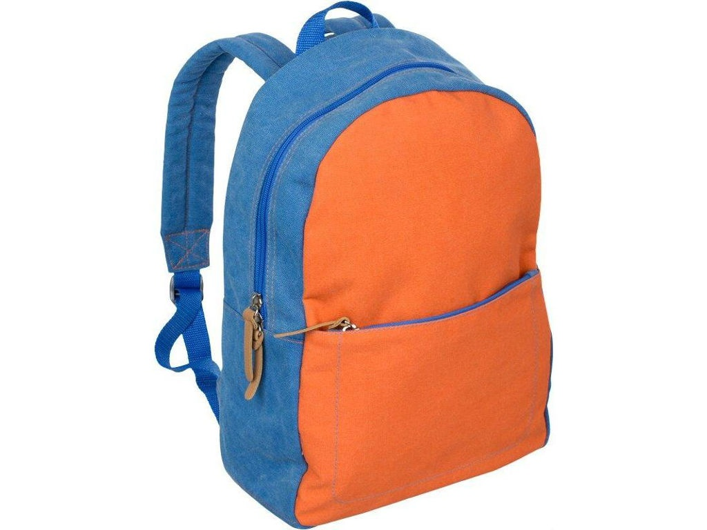 Рюкзак №1 School Orange-Blue 678889