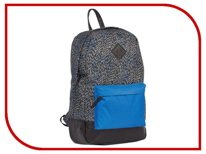 Рюкзак №1 School Крапинка Grey-Blue 678893 ozuko multi functional men backpack waterproof usb charge computer backpacks 15inch laptop bag creative student school bags 2018