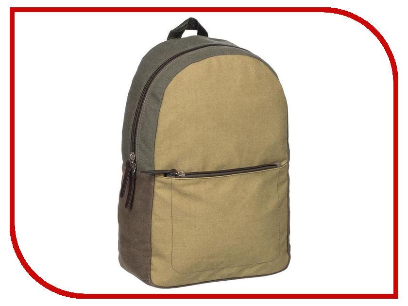 Рюкзак №1 School Khaki 678888 рюкзак prival грот khaki